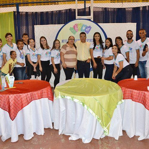 Social realiza Amostra Cultural dos Serviços de Convivência em Caldeirão Grande do Piauí