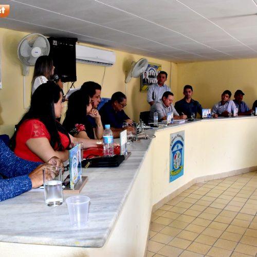Câmara de Vereadores de Vila Nova realiza sessão ordinária com debates e propostas; veja como foi!