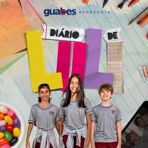 """Primeira série de ficção produzida no Piauí, """"Diário de Luli"""", estreia nas plataformas de Streaming"""