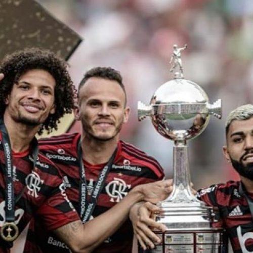 Renê é primeiro jogador picoense campeão da Libertadores da América