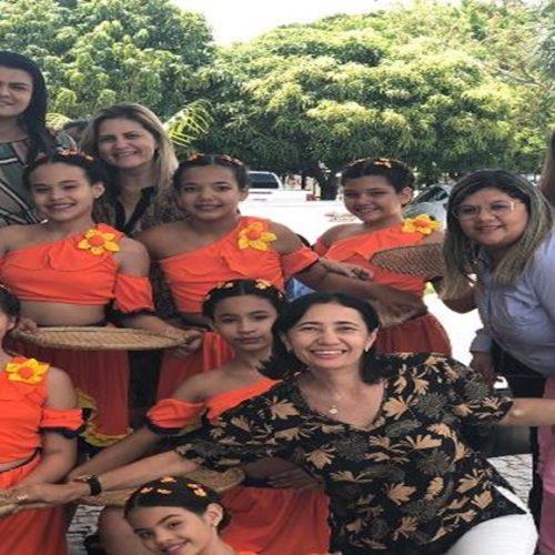 Representantes de Vera Mendes participam de Encontro Estadual de Gestores e Técnicos de Assistência Social