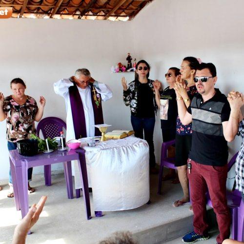 Em Alagoinha, missa de finados marca entrega de novo cemitério a população da comunidade Canindé