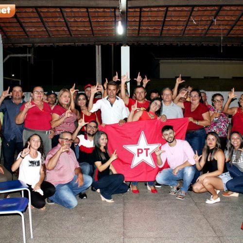 PT empossa novos membros do Diretório Municipal de Vila Nova do Piauí e vice-prefeito fala sobre eleições 2020. Veja!