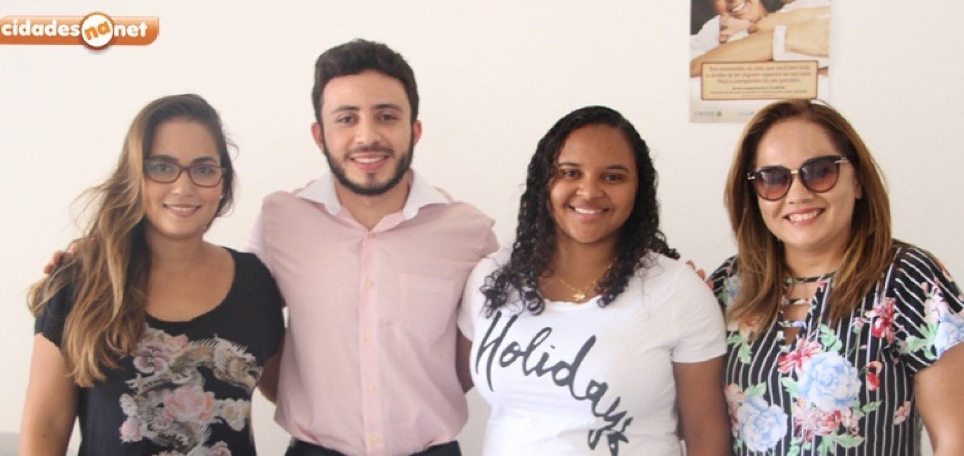 Profissionais do NASF de Jaicós participam de Curso de Aperfeiçoamento em Apoio Matricial
