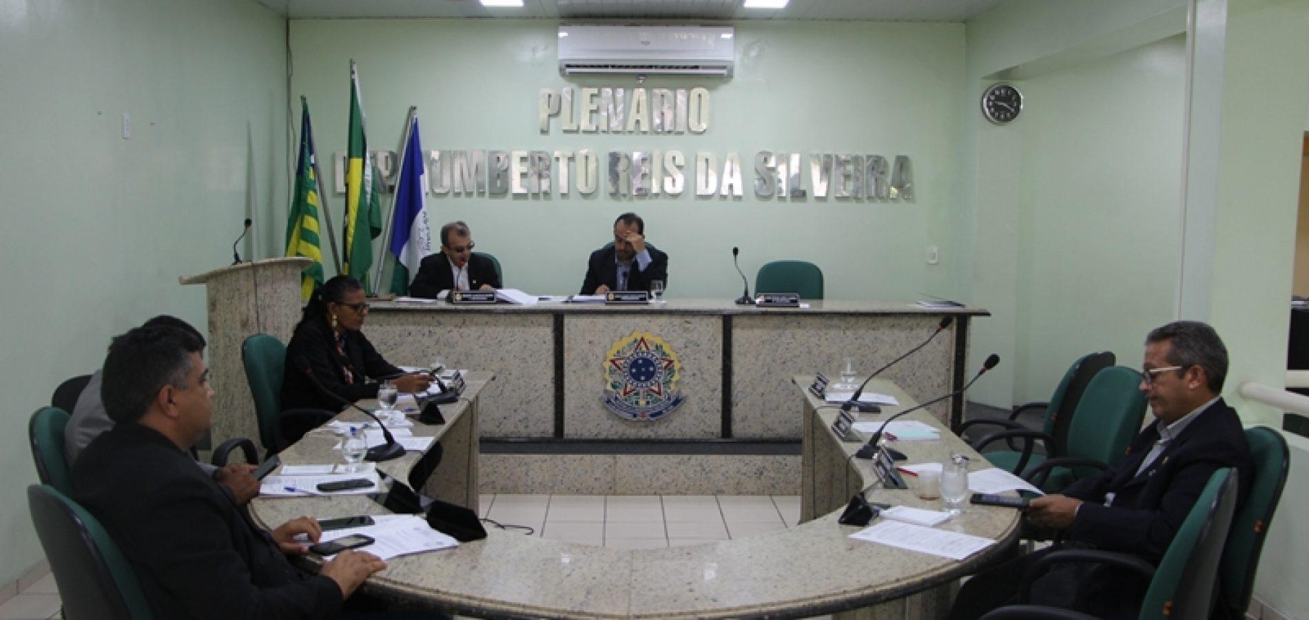 Vereadores aprovam projeto que altera o organograma administrativo da Câmara de Jaicós