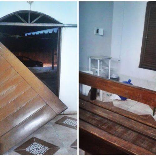 Igreja é arrombada e tem objetos furtados em cidade do Piauí