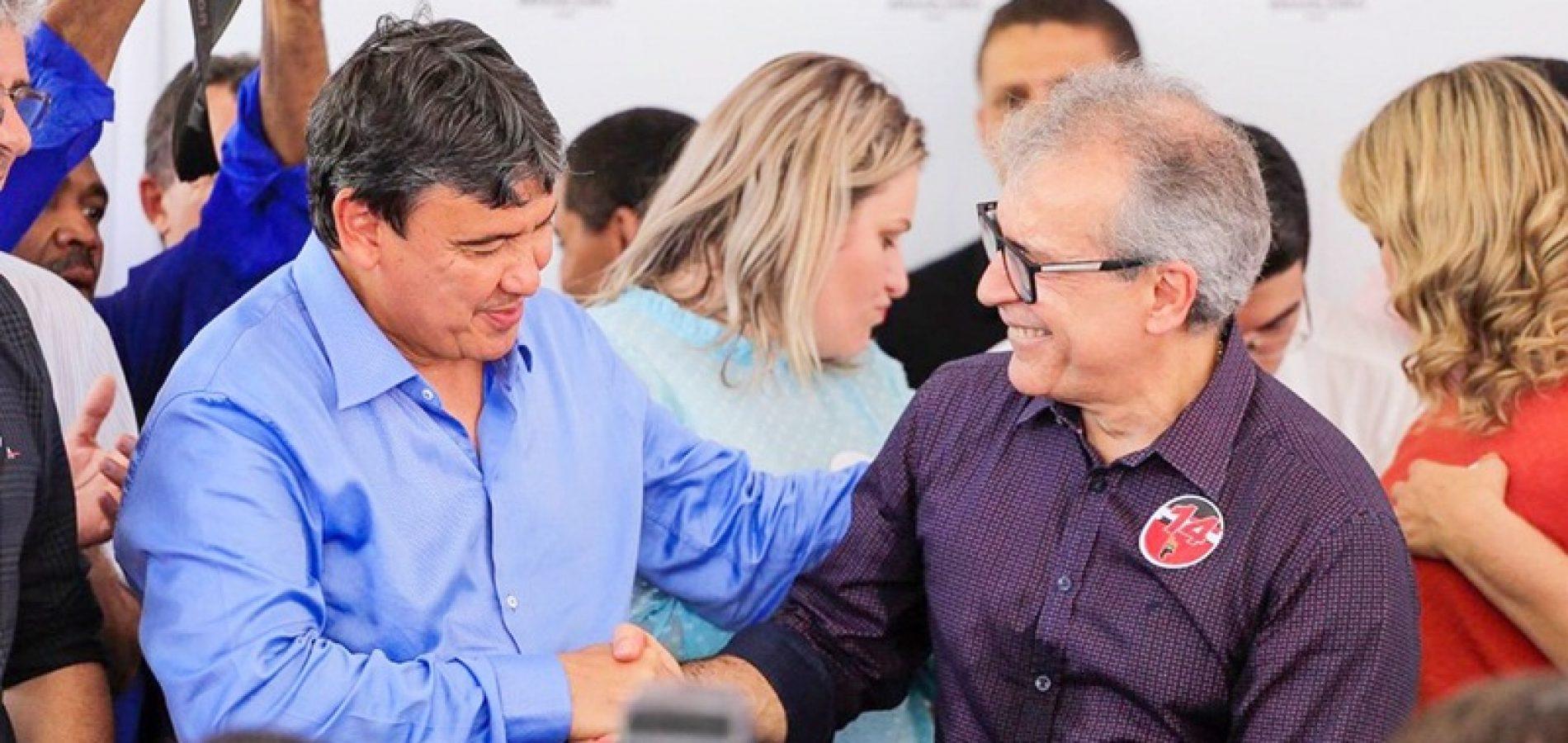 Governador Wellington Dias confirma aliança com JVC em 2020 e 2022