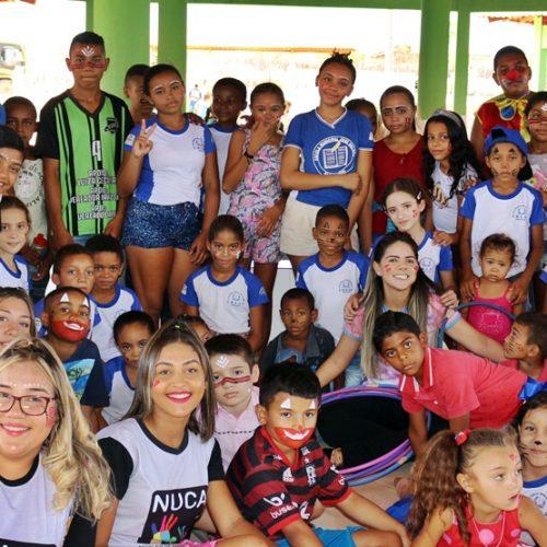 MASSAPÊ | Semana do Bebê promove momentos lúdicos com crianças e encontros com as famílias