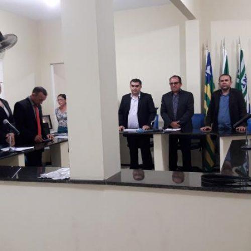 Vereadores santaneses aprovam título de cidadania ao senador Ciro Nogueira