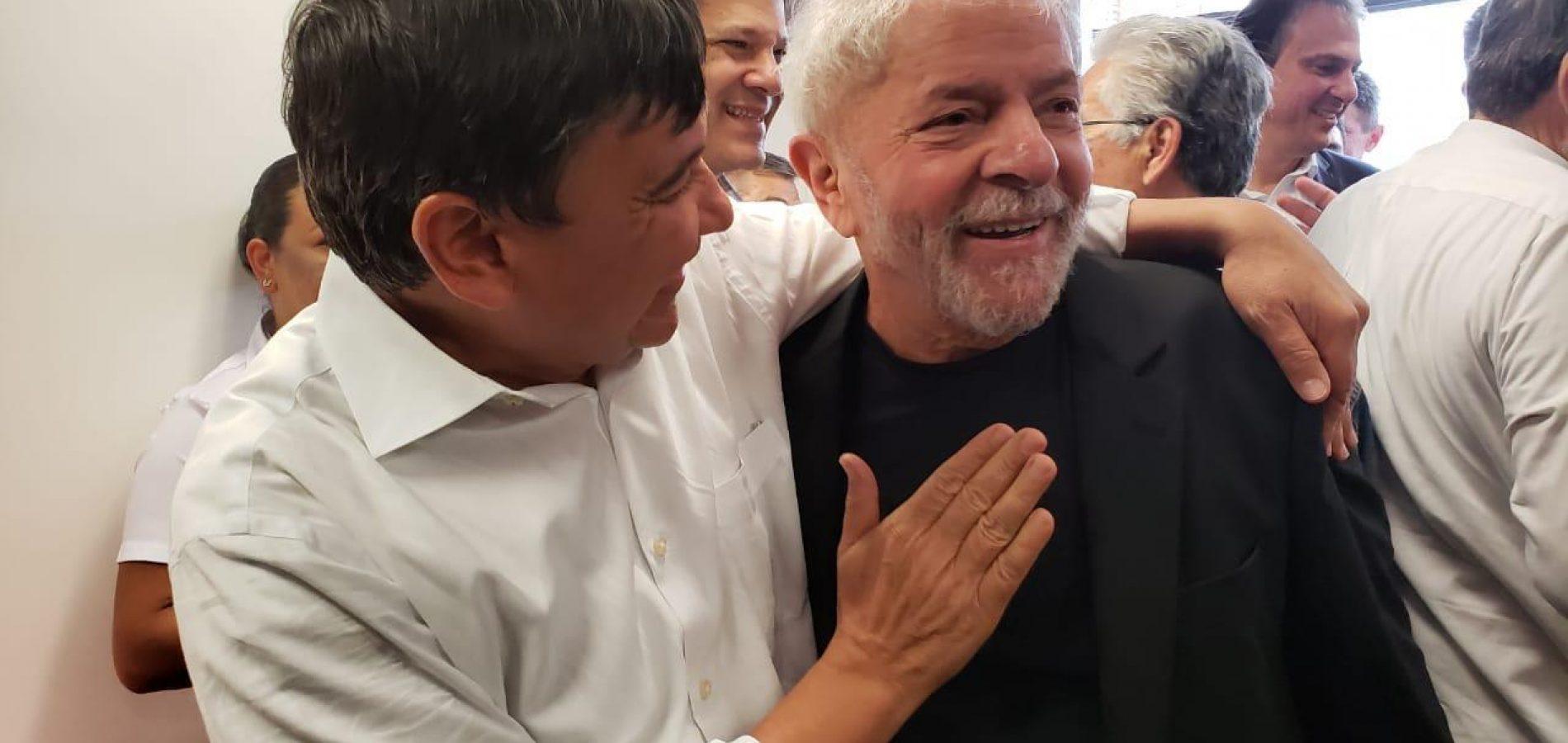 Wellington diz que Lula vai viajar pelo país e deve visitar o Piauí