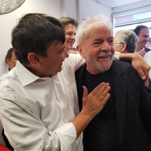 """W.Dias reencontra Lula e conta: """"Disse que quer tomar um banho no Delta"""""""
