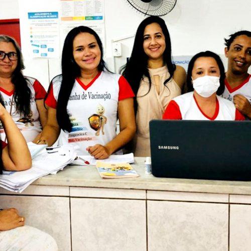 Saúde de Alegrete intensifica campanha contra o sarampo e imuniza 98,7% do público alvo