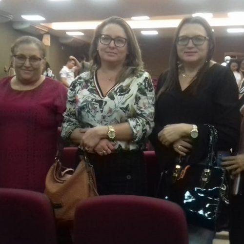 Em Teresina, representantes da Educação de Vila Nova participam de encontro de formação sobre o novo currículo da BNCC do Piauí