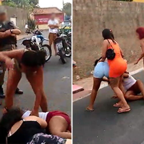 PM vai apurar conduta de policiais em briga de mulheres no Piauí