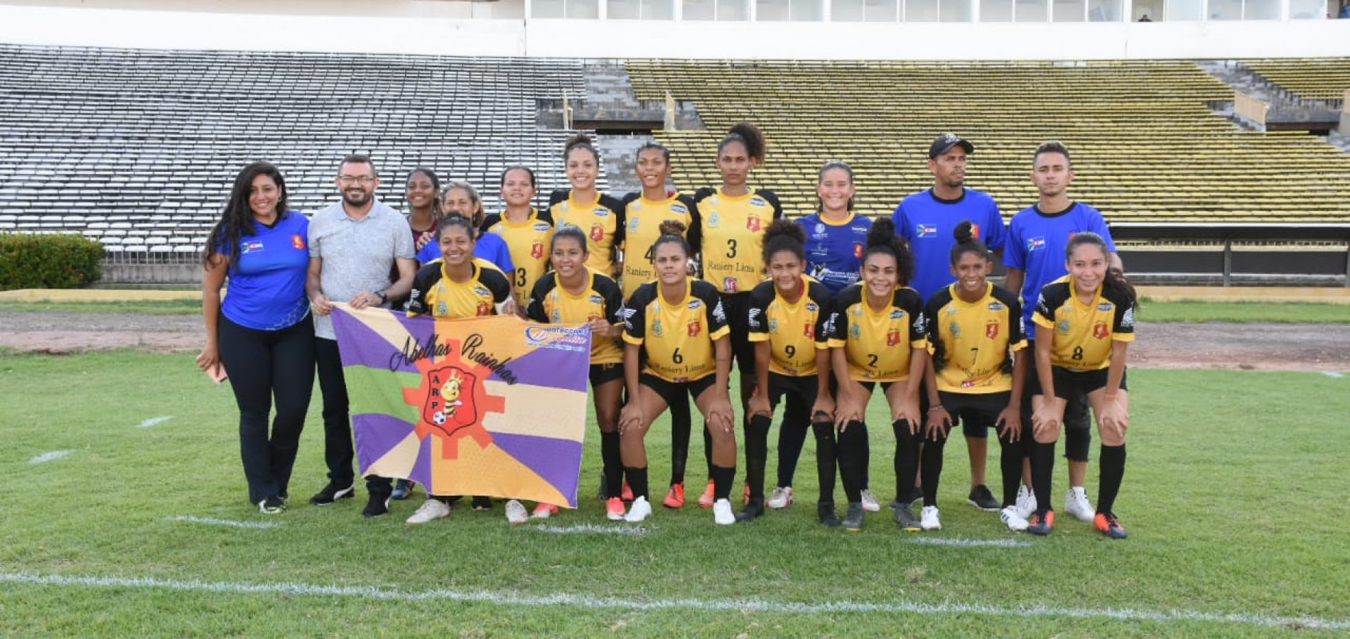 PICOS | Abelhas Rainhas vencem partida de estreia do Campeonato Piauiense Feminino 2019