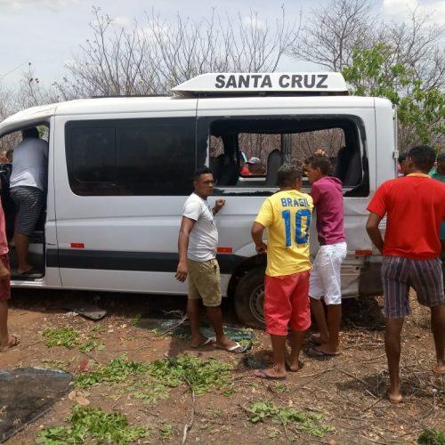 Acidentes deixam seis pessoas mortas em menos de 3 dias no Piauí