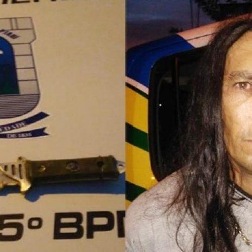 Homem de 31 anos é assassinado com várias facadas no PI; suspeito foi preso horas depois do crime