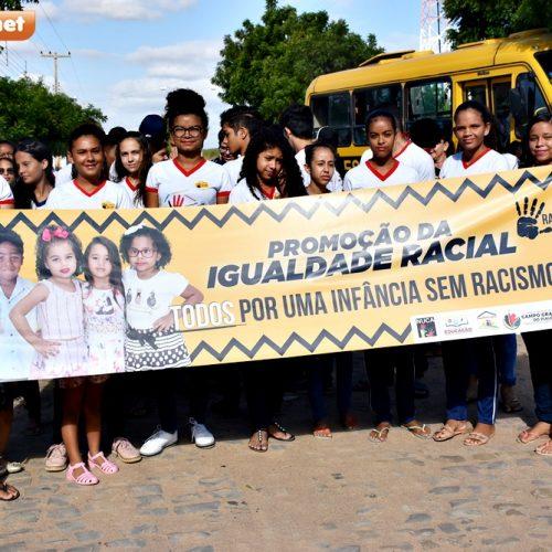 Campo Grande | Caminhada e palestras sobre racismo marcam Dia da Consciência Negra