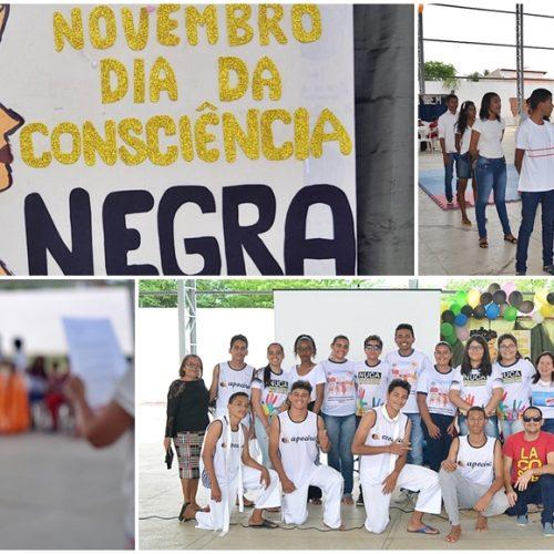 SIMÕES | Centro de Educação Municipal celebra Dia da Consciência Negra