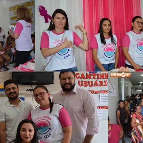 Campo Grande promove campanha 'Outubro Rosa' com ações de promoção a saúde e atende 300 mulheres