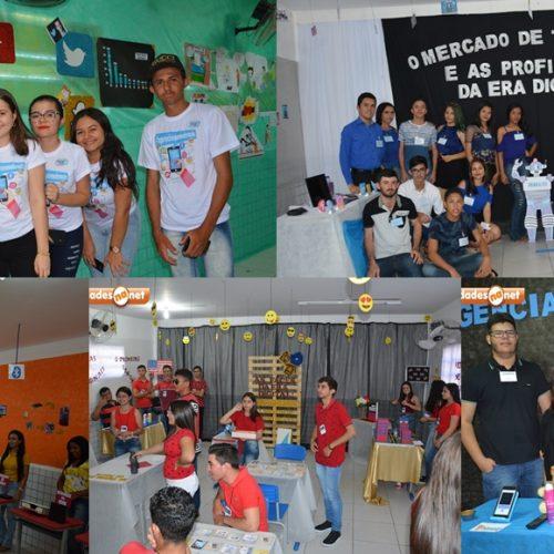 Culminância do projeto 'As Faces da Era de Digital' é realizada pelo CESS em Belém do Piauí
