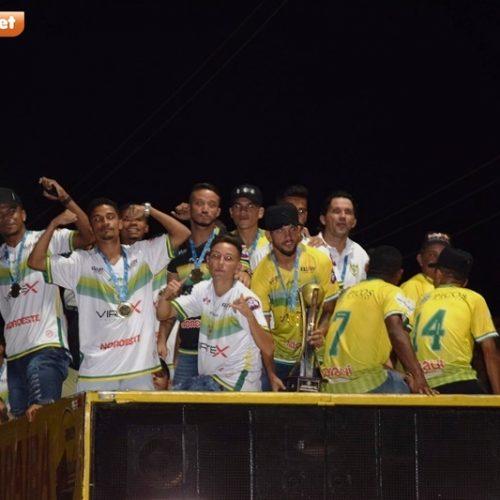 FOTOS   Confira as imagens da Carreata da Vitória da SEP em Picos