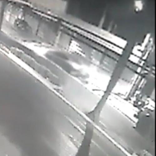 Estivador é atropelado e arrastado por 50 metros; motorista fugiu sem prestar socorro