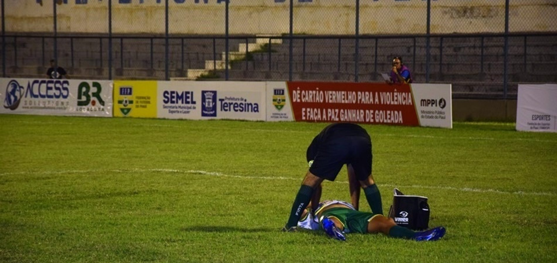 PICOS | Em uma partida difícil, Sep empata com Timon e é campeão da segundona do Piauiense
