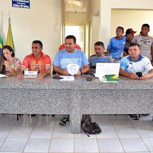 Prefeitura de Caridade do Piauí lança Campeonato de Futebol Amador com R$ 10 mil em premiação