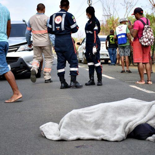 Acidentes já causaram 132 mortes este ano nas BRs do Piauí