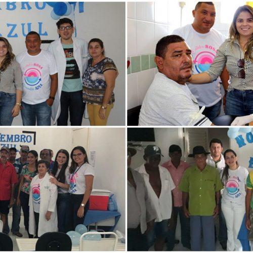 Massapê do Piauí realiza o 'Novembro Azul' na prevenção e combate ao câncer de próstata