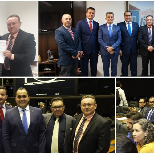 Em Brasília, prefeito Edílson Brito garante mais de 3 milhões em investimentos para Vila Nova