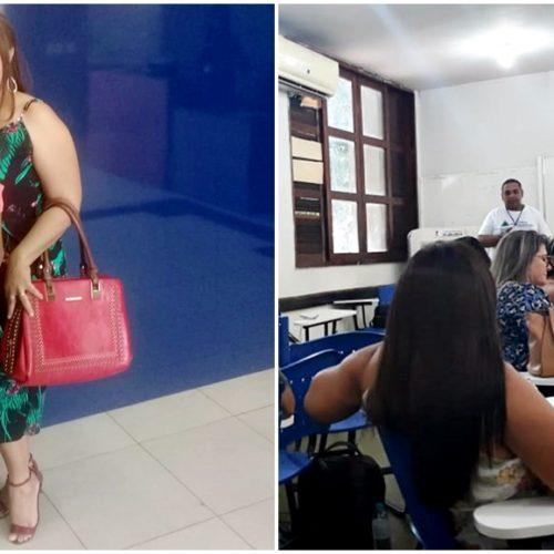 Em Teresina, profissionais da Educação de Pio IX participam da formação sobre novo currículo da BNCC do Piauí