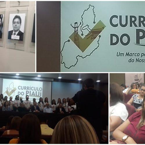SANTANA | Técnica de programas da Educação participa em Teresina de encontro de formação sobre o novo currículo da BNCC do Piauí