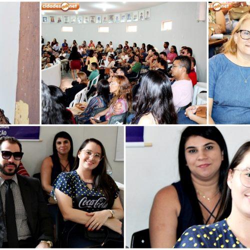 Equipe de Bocaina participa do 1º Encontro Técnico TCE Educação, em Picos