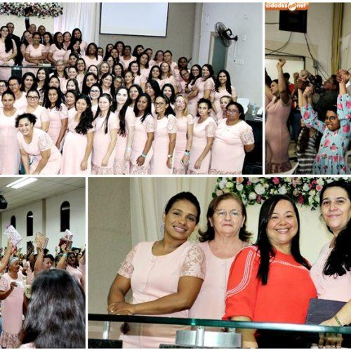 Igreja Assembleia de Deus Madureira encerra o 4º Congresso Cosadempi em Picos