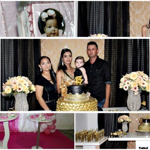 GENTE EM EVIDÊNCIA│Familiares celebram batizado de Aylla e comemoram aniversário de Tainara, em Alagoinha; fotos