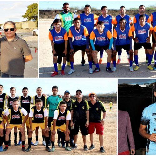 VILA NOVA   São João F.C vence Veteranos e ocupa 1° colocação no 20° Campeonato Municipal de Futebol Amador