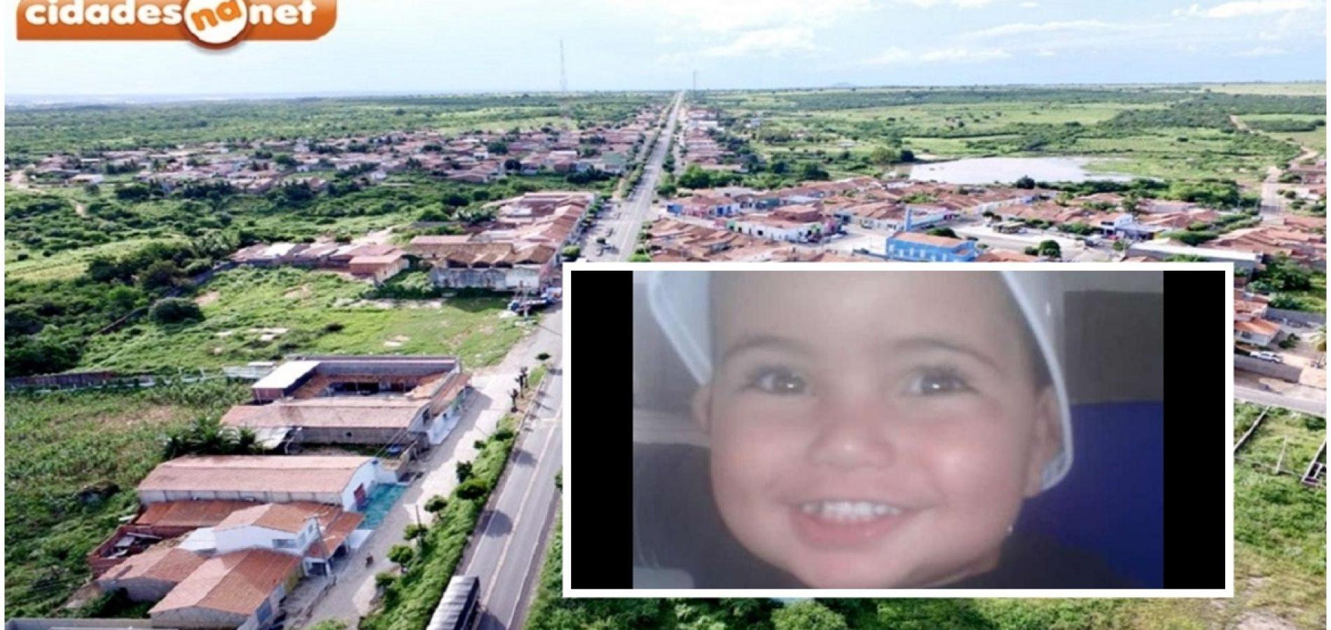 TRAGÉDIA | Menino de 1 ano e 9 meses morre após sofrer descarga elétrica em Alegrete do Piauí