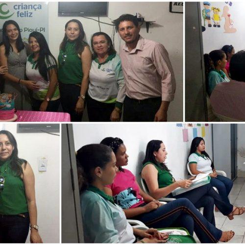 Atividades do Criança Feliz em Alagoinha do Piauí são avaliadas de forma positiva, aponta SASC-PI