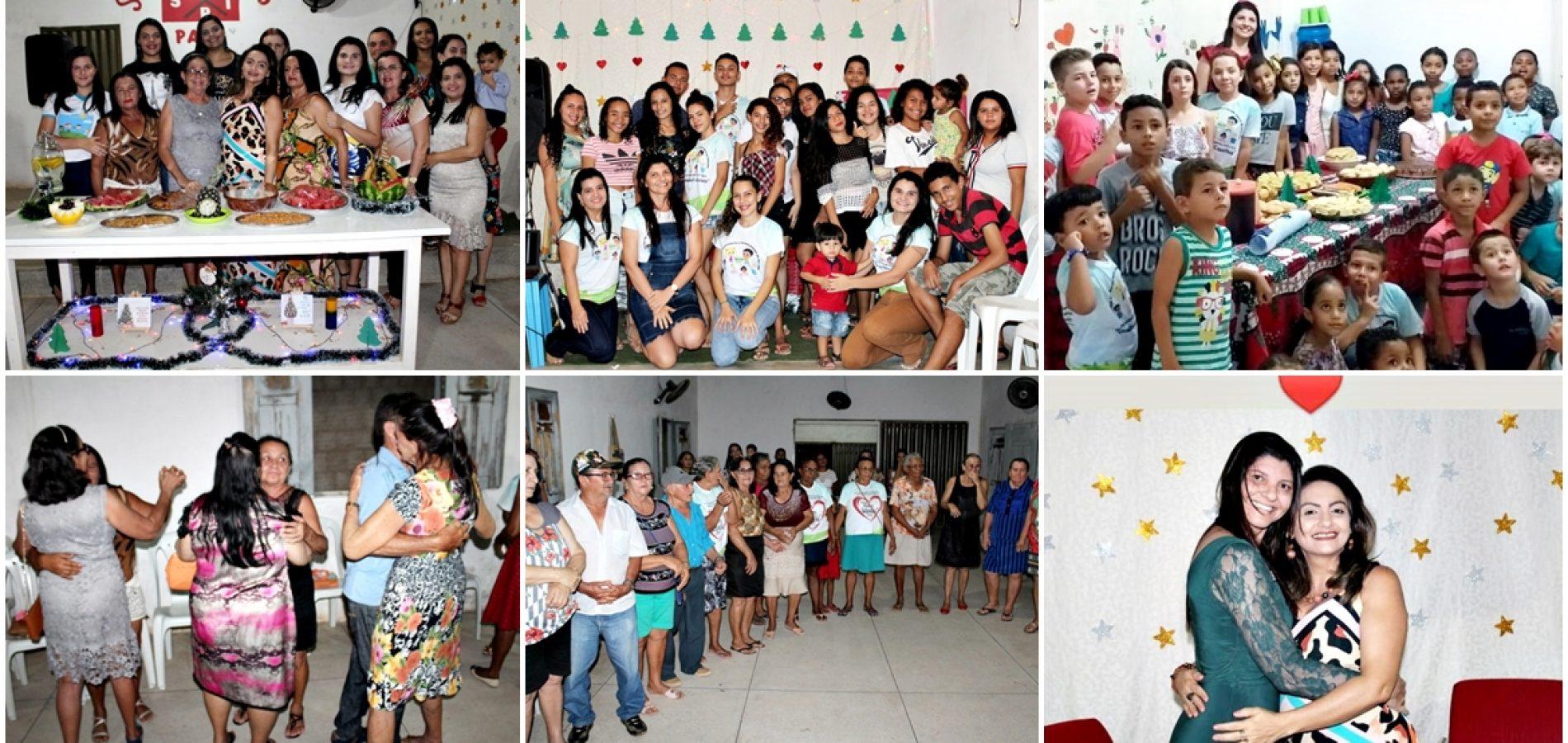 Assistência Social de Alagoinha promove encontros com grupos de crianças e idosos do SCFV
