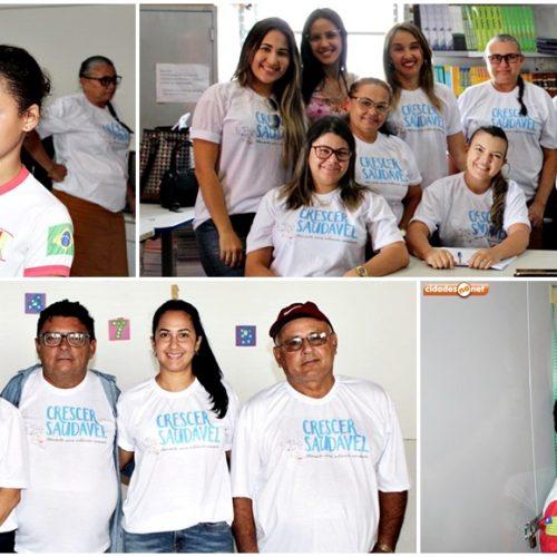 Saúde de Alegrete inicia atividades do programa Crescer Saudável; fotos