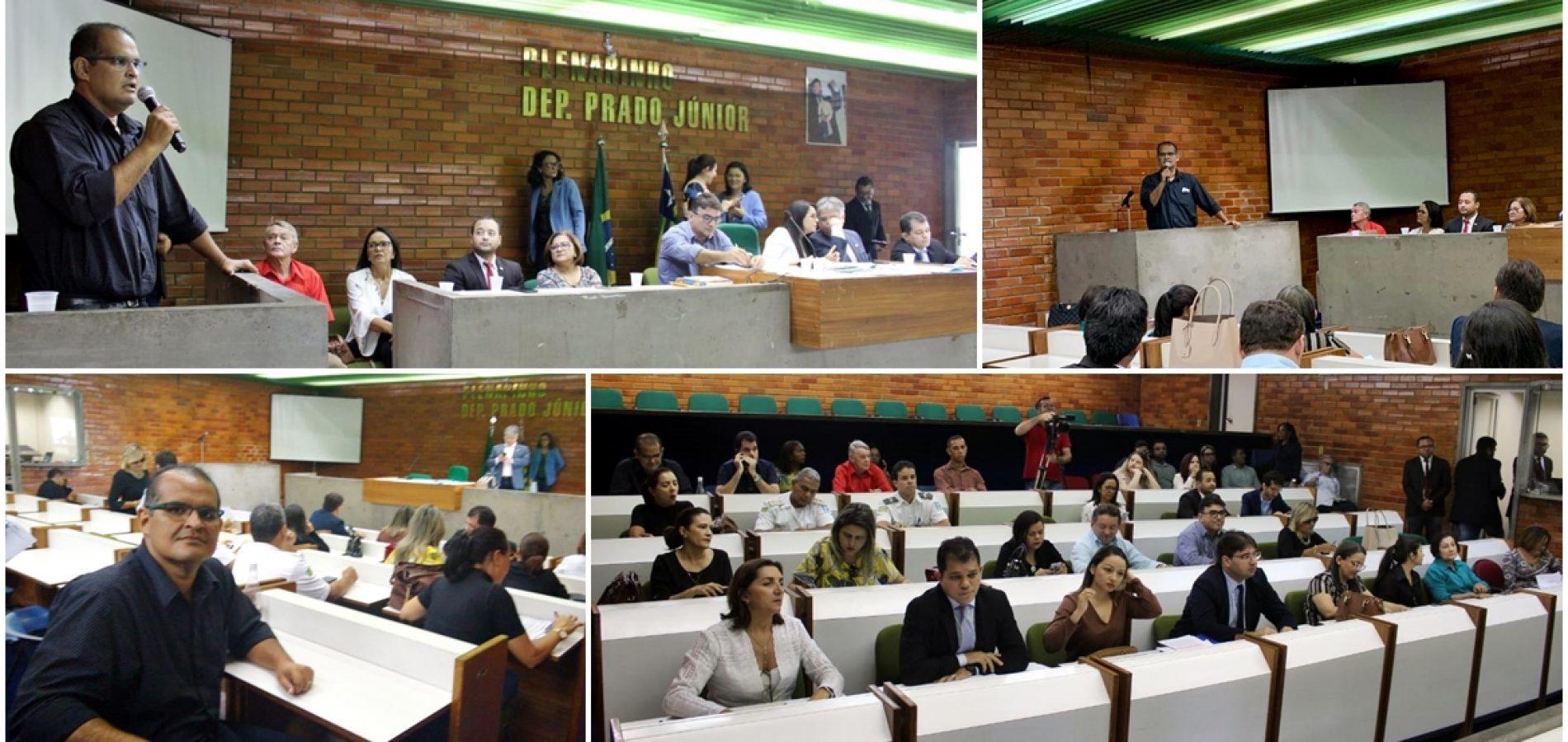 Em audiência na ALEPI, vereadores de Pio IX cobram celeridade na realização de cirurgias eletivas