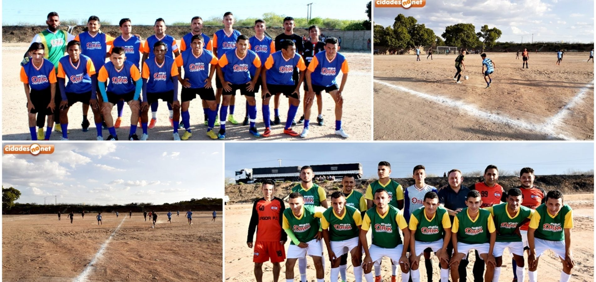 VILA NOVA │ São João e Lagoa jogam nesta sexta (29) pelas semifinais do 20º Campeonato de Futebol