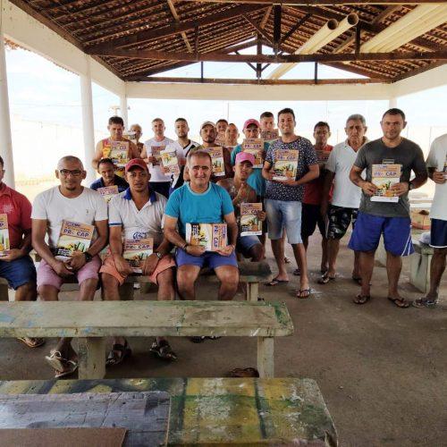 Reeducandos de Picos participam de curso de instalação e manutenção de ar-condicionado