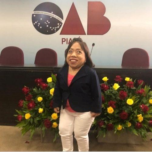 Falece, em Teresina, a advogada picoense Renata Vérica; OAB-PI decreta luto de três dias