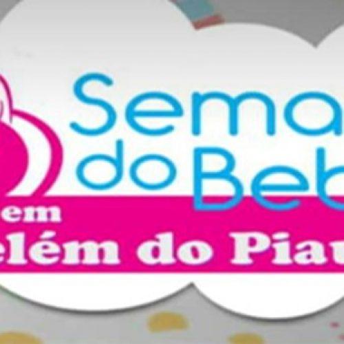 BELÉM | VI Semana do Bebê acontece de 25 a 27 de novembro; veja a programação