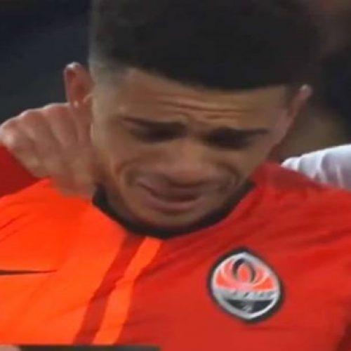 Taison e Dentinho são vítimas de racismo no Campeonato Ucraniano