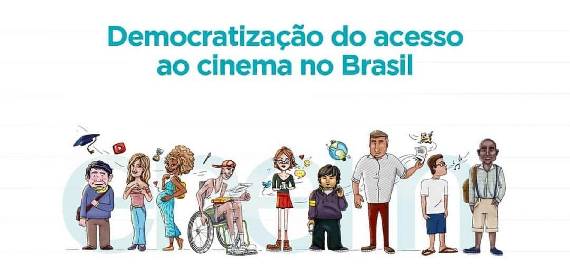 """Resultado de imagem para DEMOCRATIZAÇÃO DO ACESSO AO CINEMA NO BRASIL FOI TEMA DA REDAÇÃO DO ENEM 2019"""""""