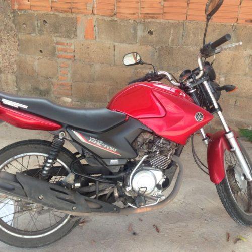 GPM de São João da Canabrava recupera moto roubada em frente ao Hospital de Picos